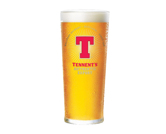 TENNENT'S SUPER®