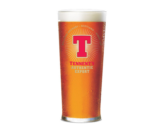 TENNENT'S SCOTCH ALE®